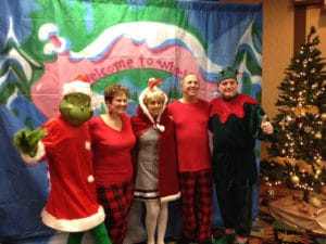 Grinch and Cindy Luwho