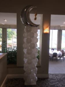 Twinkle Twinkle Little Star baby shower at Friendly Hills Country Club
